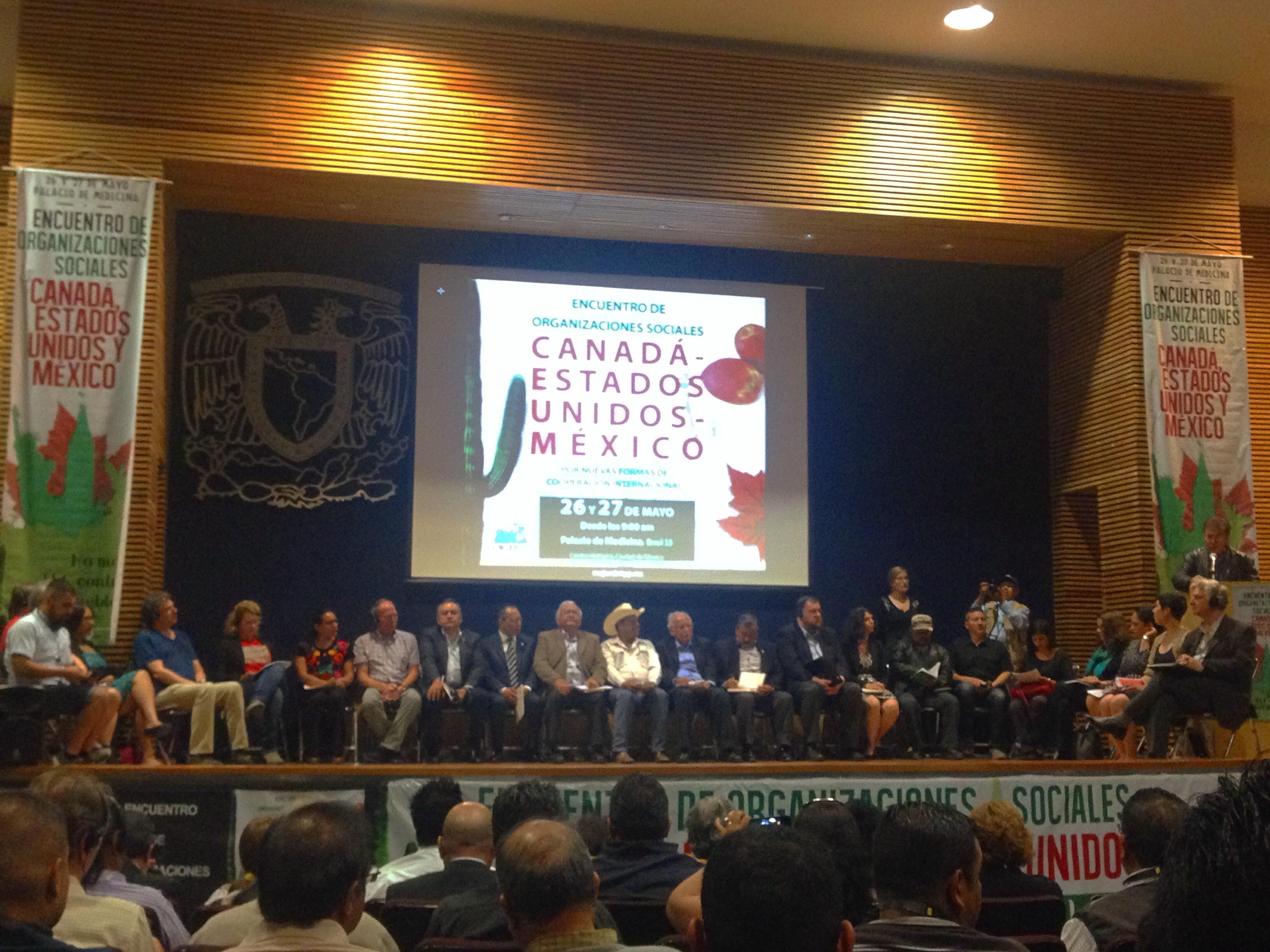 Mexican declaration